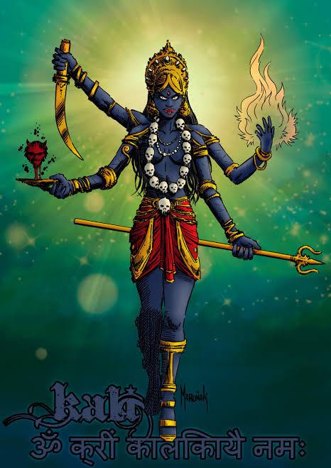 Spiritual Insight: The Most Misunderstood Black Godess - Kali