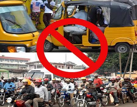 Nigeria Today: Lagosians Plead To Return Keke And Keep Okada
