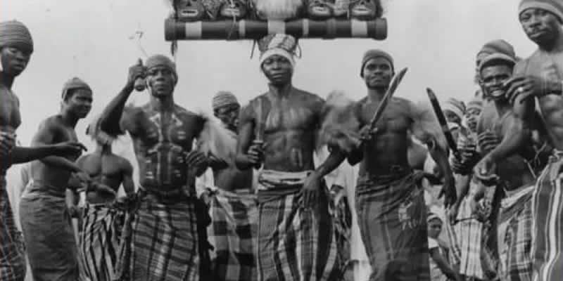 igbo men