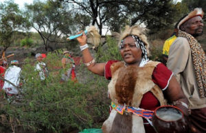 Ancestral Beliefs Of Zulu Tribe