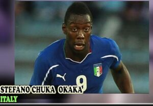 Nigerian Footballers playing for other countries